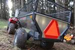 Vozík za ATV