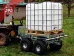 vozík s nástavbou vodník