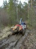 Vyvážečka za malotraktor Avesta 4.2 H