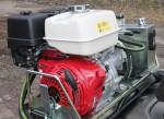 Benzínový agregát pro přívěs za čtyřkolku