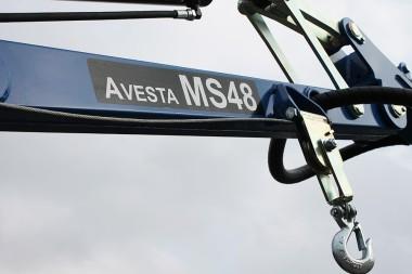Hydraulický naviják Avesta MS48