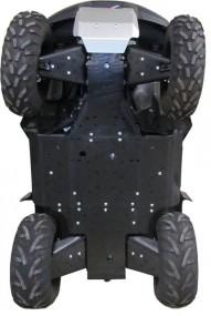 Plastový kryt podvozku Suzuki Kingquad