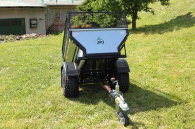 Přívěs za ATV - schválení pro provoz