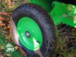 ATV vozík Zahrádkář - detail kola