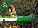 ATV vozík Zahrádkář - zapojení za zahradním traktůrkem