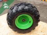kolo s nízkotlakými pneumatikami pro vozík Pracant