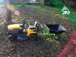 vozík Zahrádkář za čtyřkolky a zahradní traktůrky